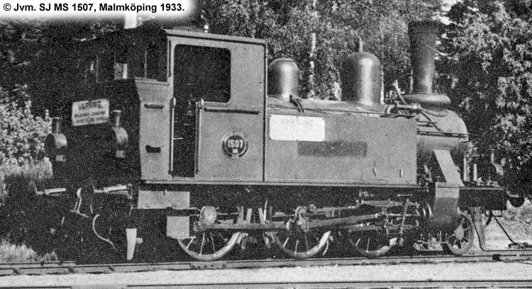 SJ MS 1507