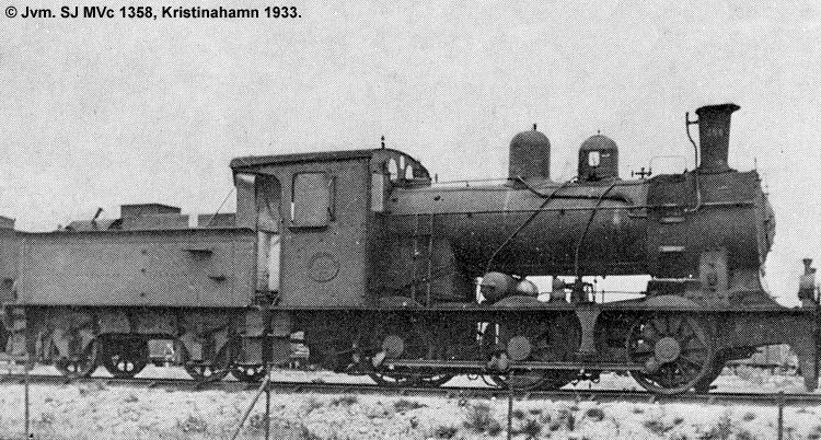 SJ MVc 1358
