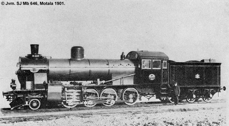 SJ Mb 646