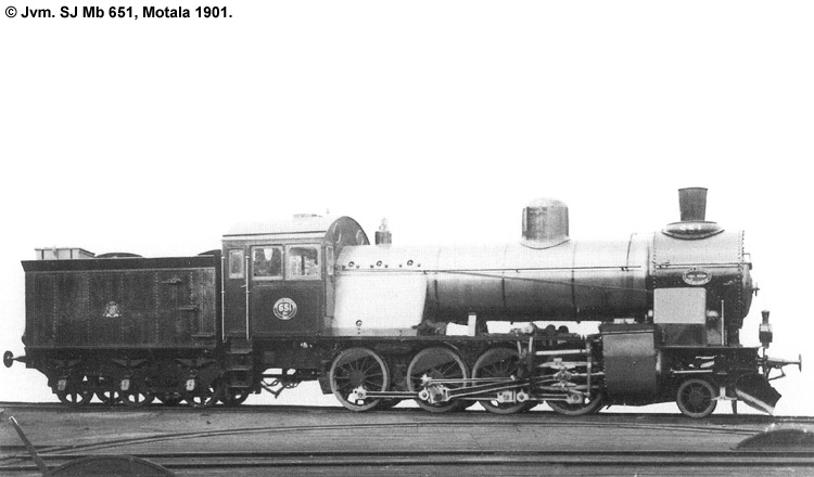 SJ Mb 651