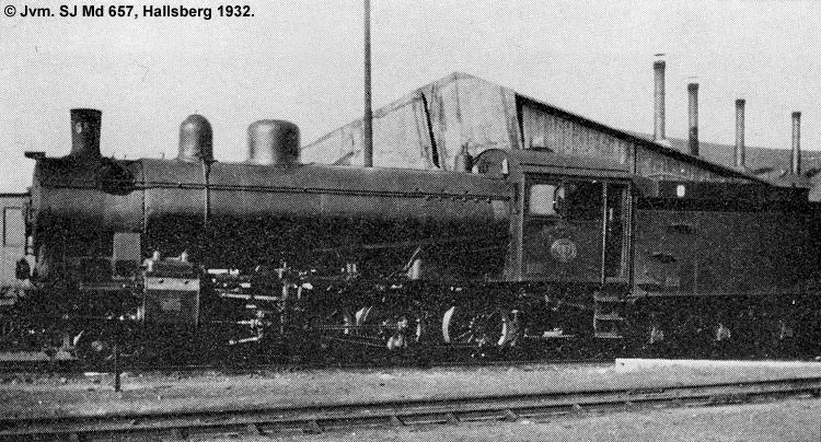 SJ Md 657