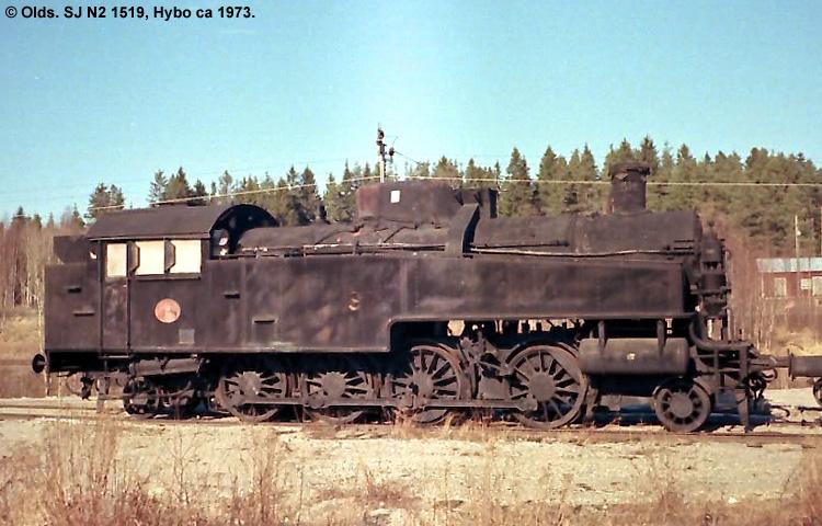 SJ N2 1519