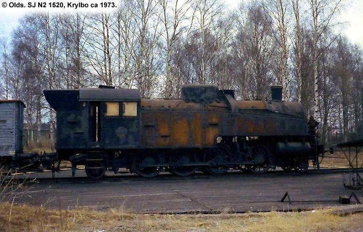 SJ N2 1520