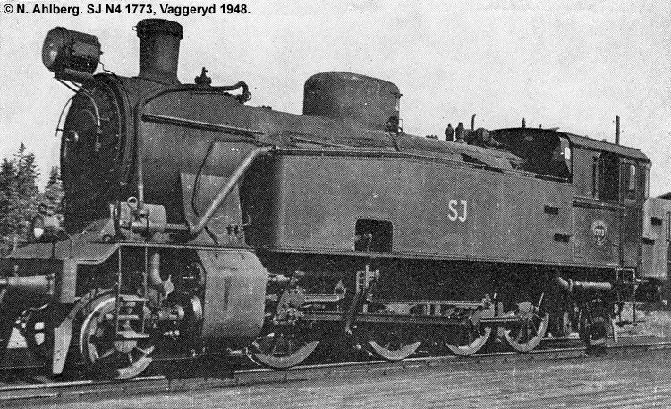SJ N4 1773