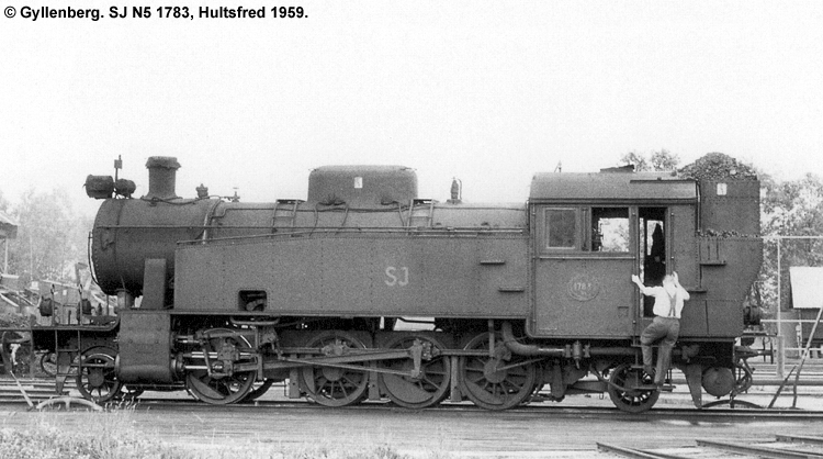 SJ N5 1783