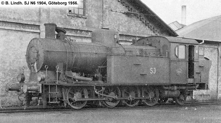 SJ N6 1904