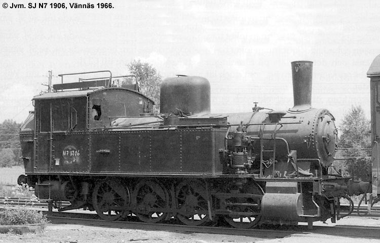 SJ N7 1906