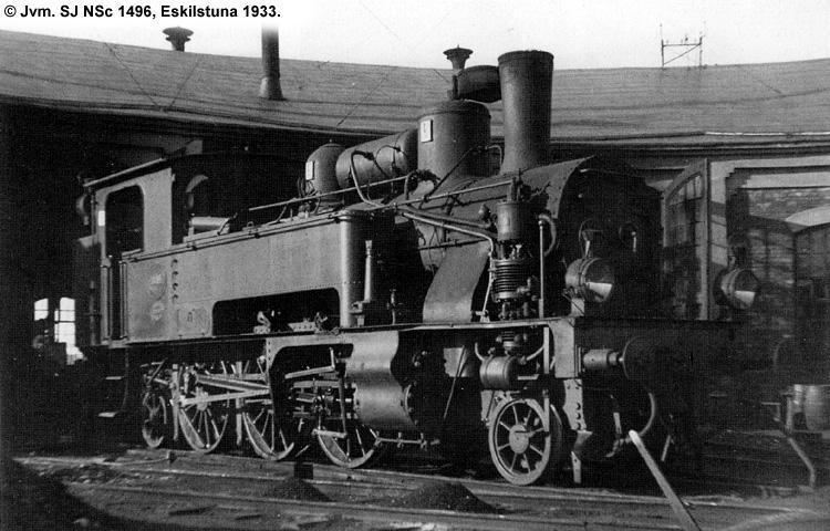SJ NSc 1496
