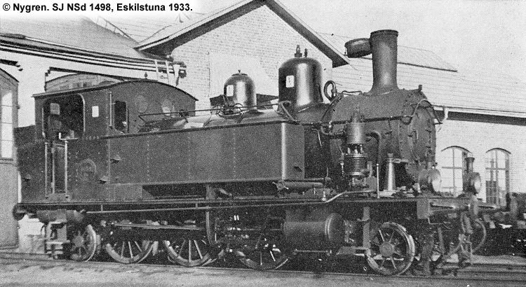 SJ NSd 1498