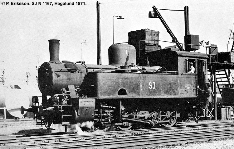 SJ N 1167