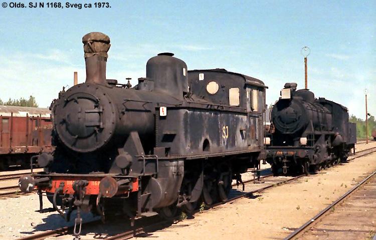 SJ N 1168