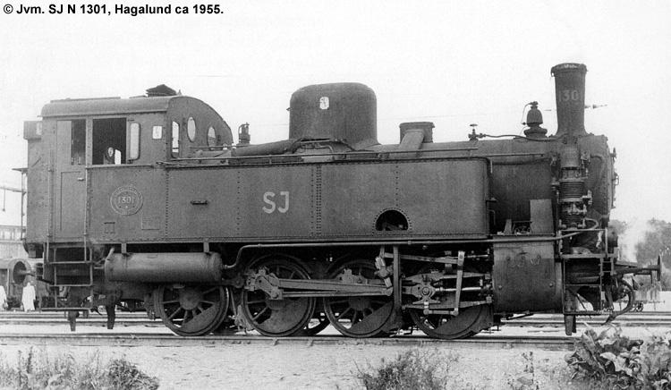 SJ N 1301