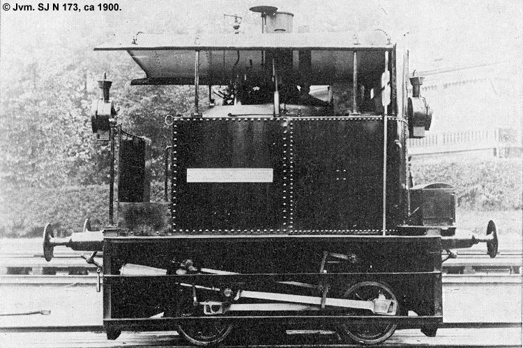 SJ N 173