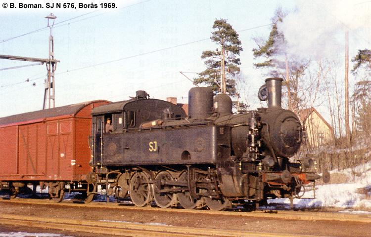 SJ N 576