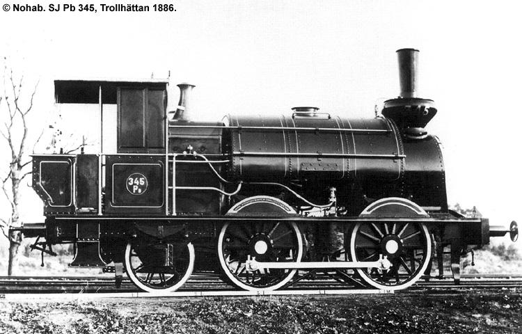 SJ Pb 345