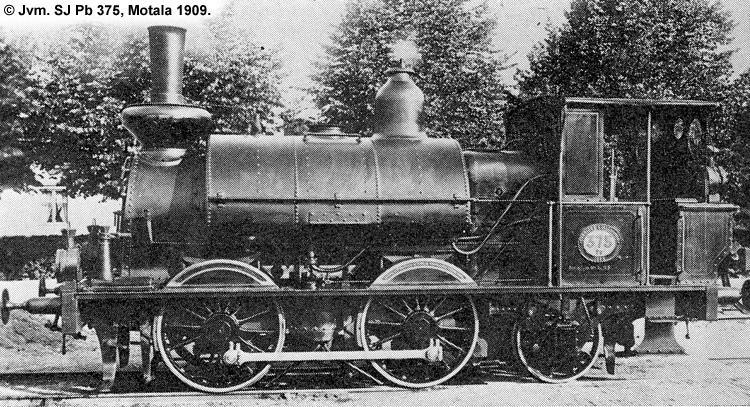 SJ Pb 375