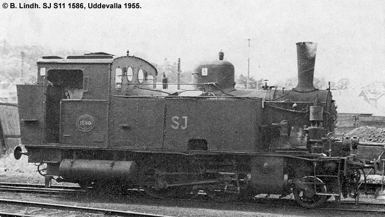 SJ S11 1586