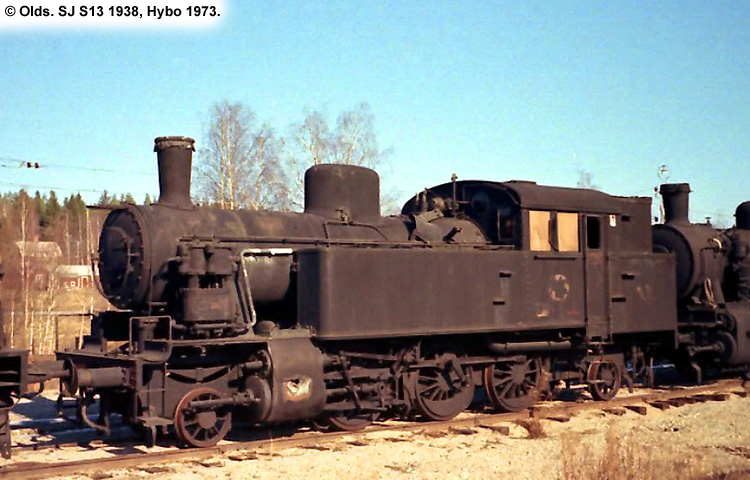 SJ S13 1938