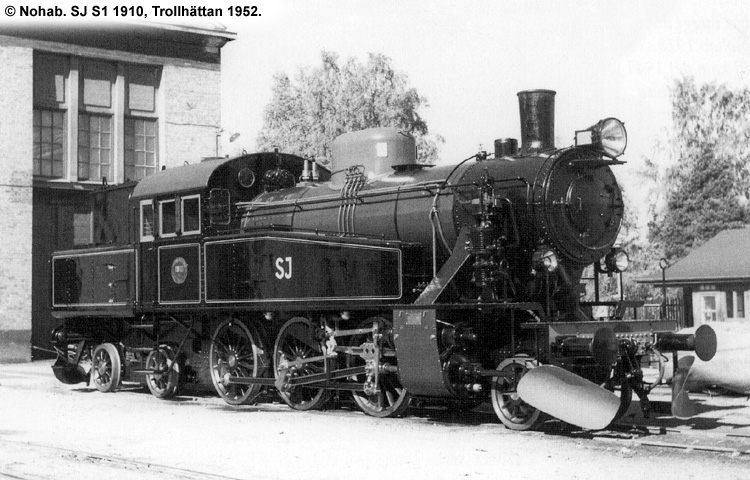 SJ S1 1910