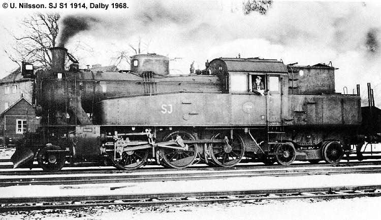 SJ No. S1 1914 2-6-4T