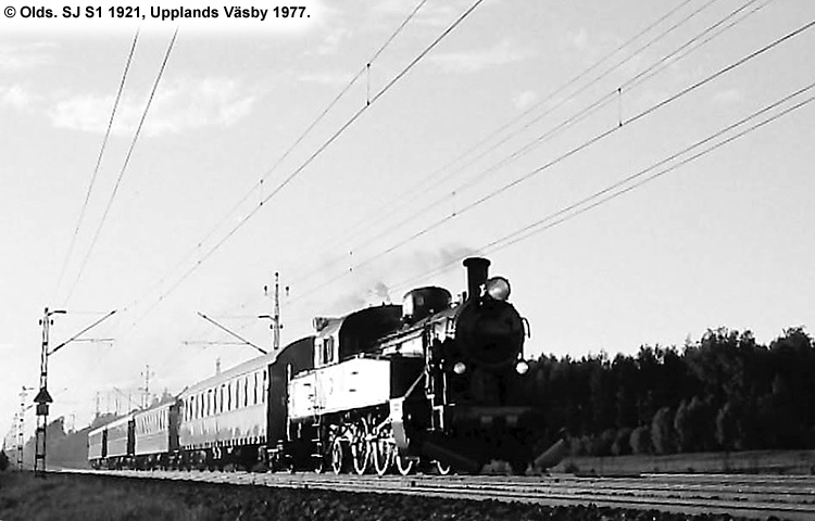 SJ S1 1921
