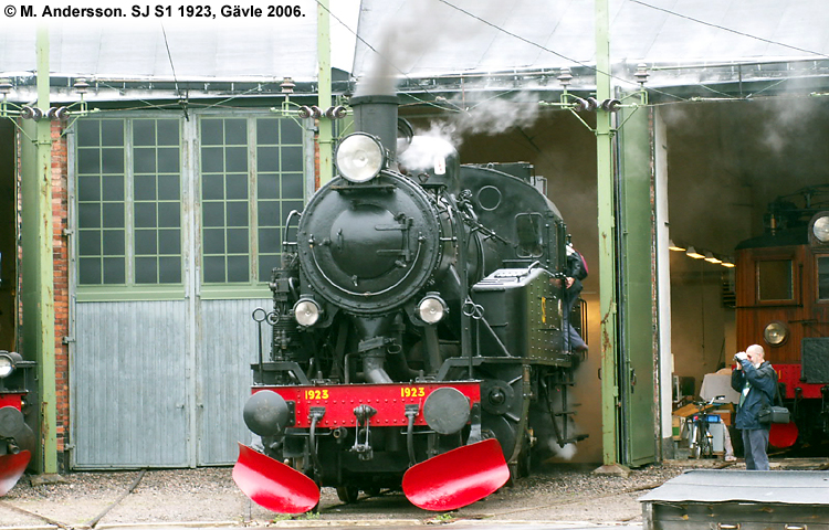 SJ S1 1923