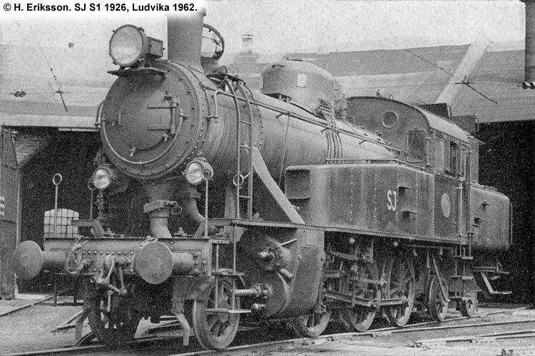SJ S1 1926