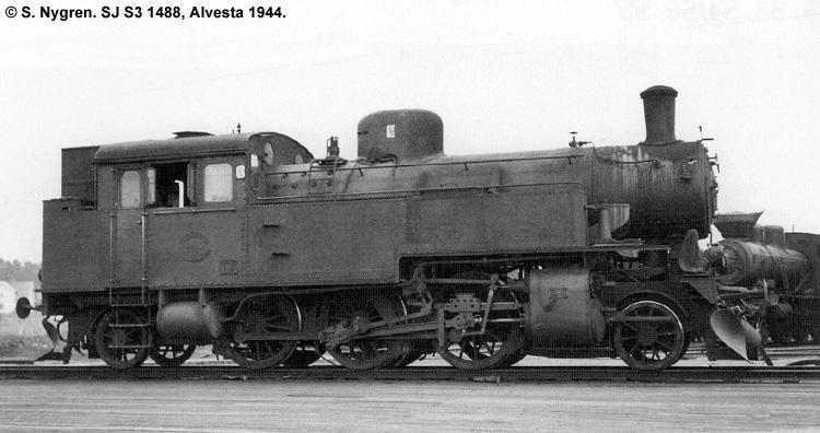 SJ S3 1488