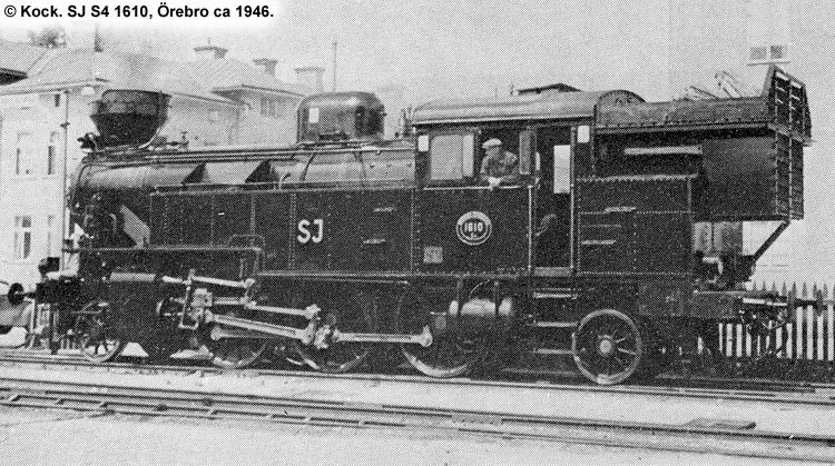 SJ S4 1610