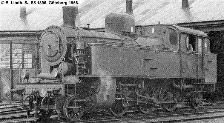 SJ S5 1895