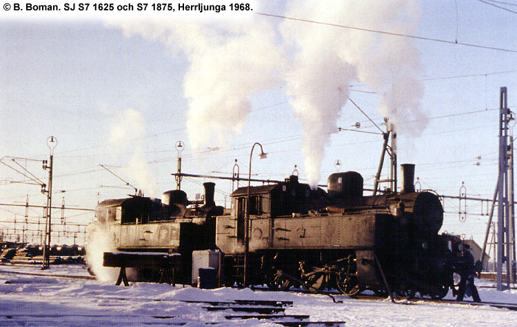SJ S7 1625