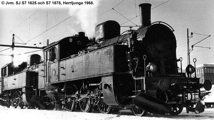 SJ S7 1625 1