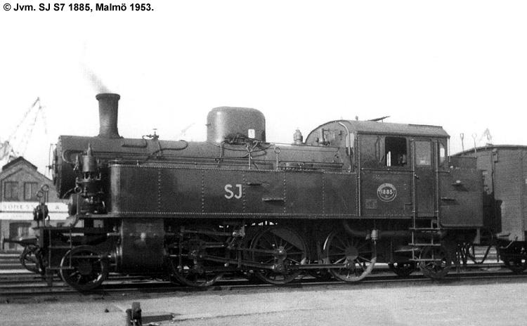 SJ S7 1885
