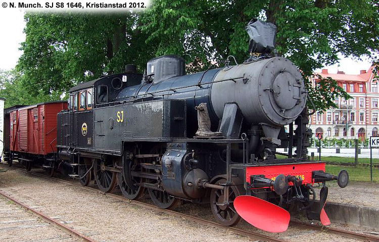 SJ S8 1646
