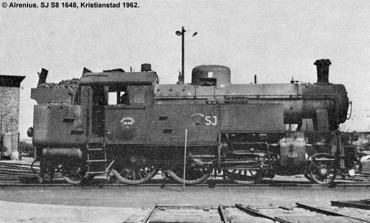 SJ S8 1648
