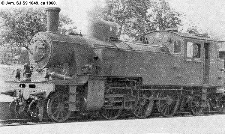 SJ S9 1649