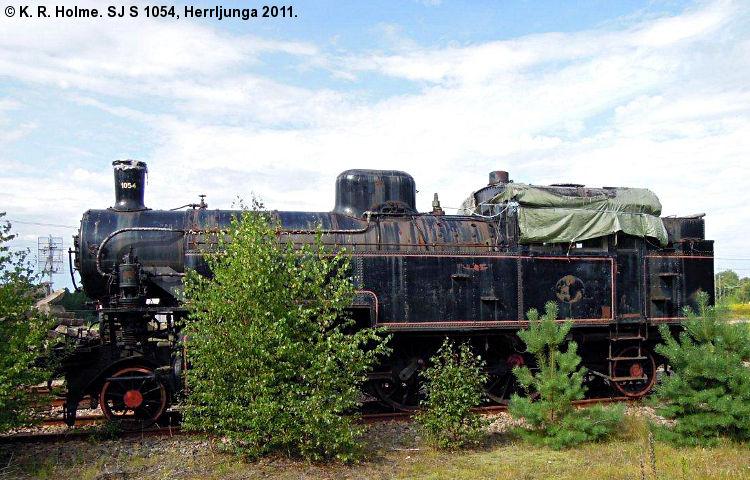 SJ S 1054