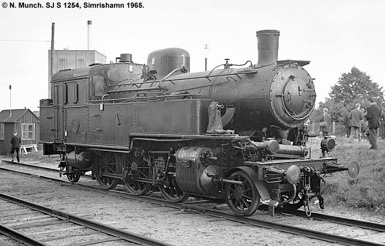 SJ S 1254