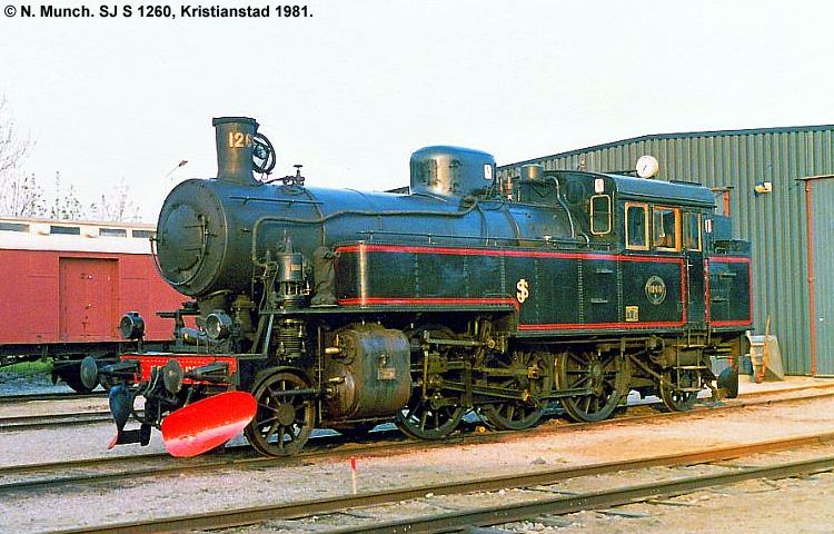 SJ S 1260