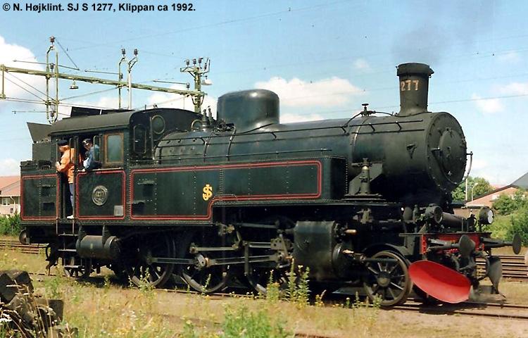 SJ S 1277