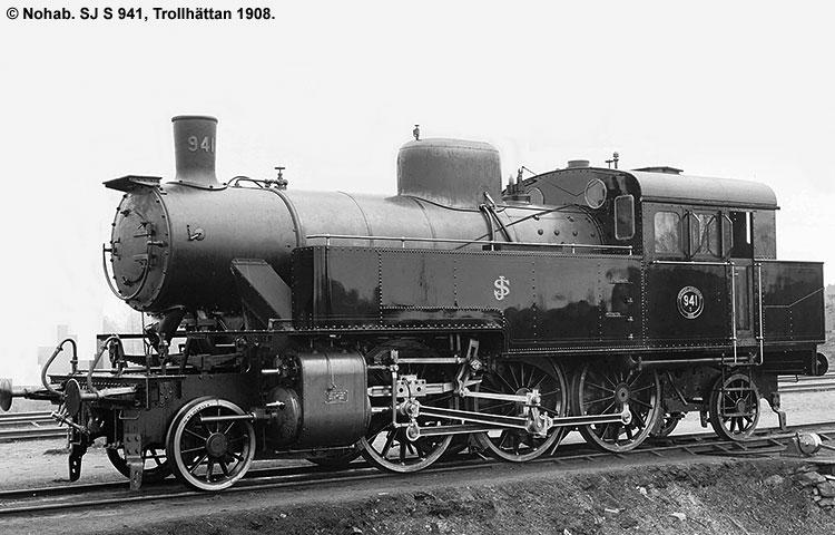 SJ S 941