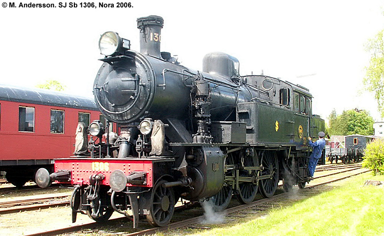 SJ Sb 1306