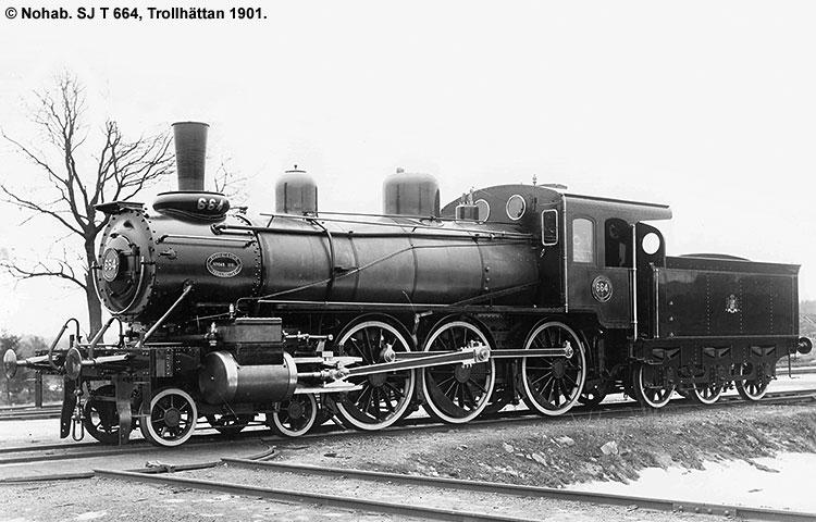 SJ T 664