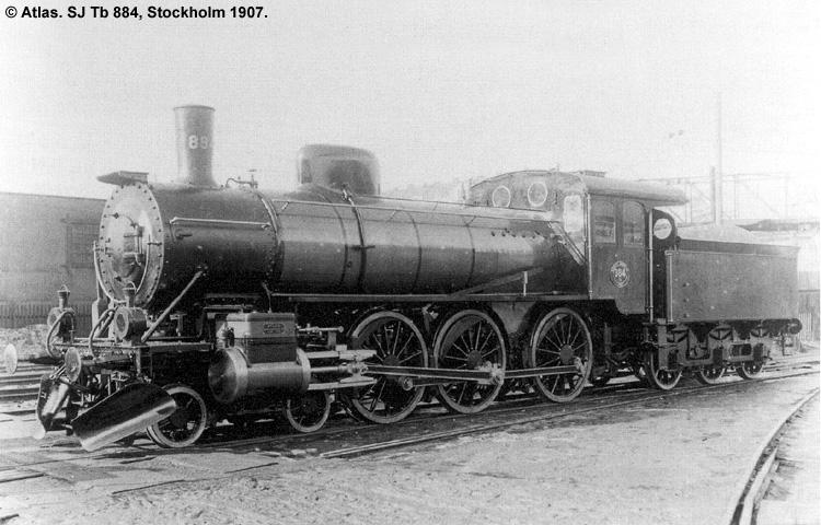SJ Tb 884