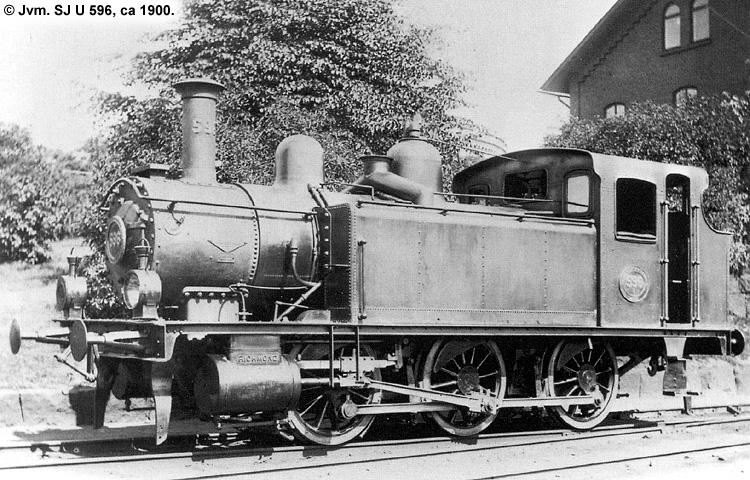 SJ U 596