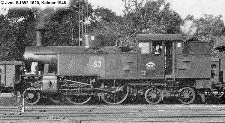 SJ W2 1620
