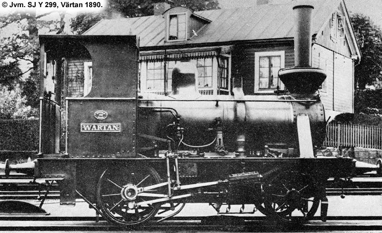 SJ Y 299