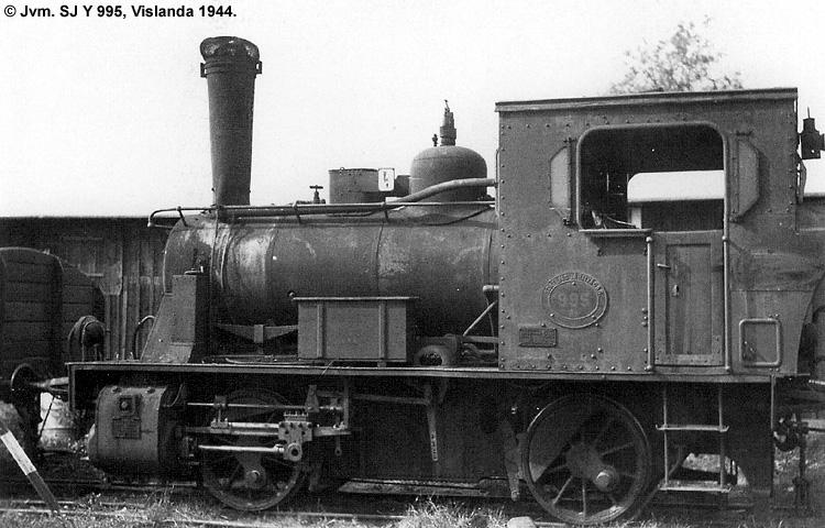 SJ Y 995