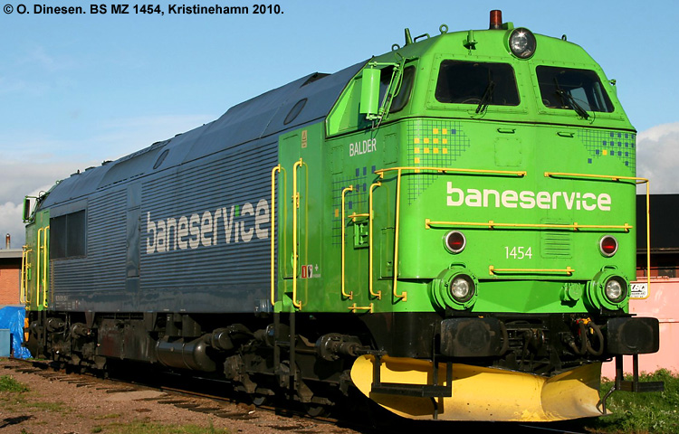 BS MZ 1454