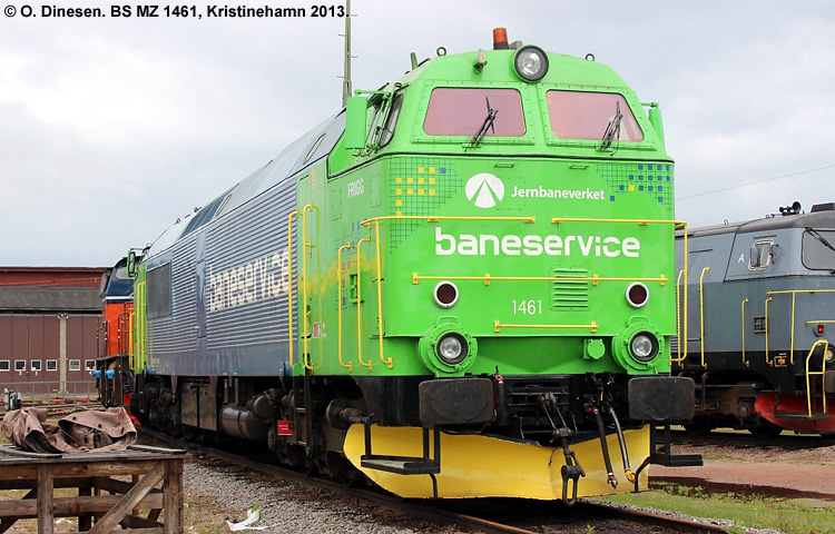 BS MZ 1461